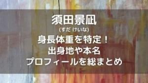 須田景凪(すだけいな)の身長体重を特定!出身地や本名プロフィールを総まとめ